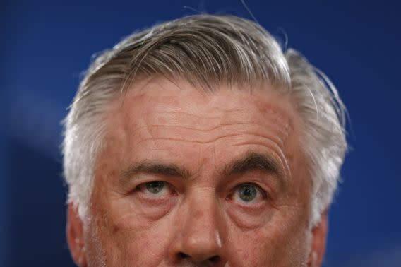 Ancelotti / Associated Press