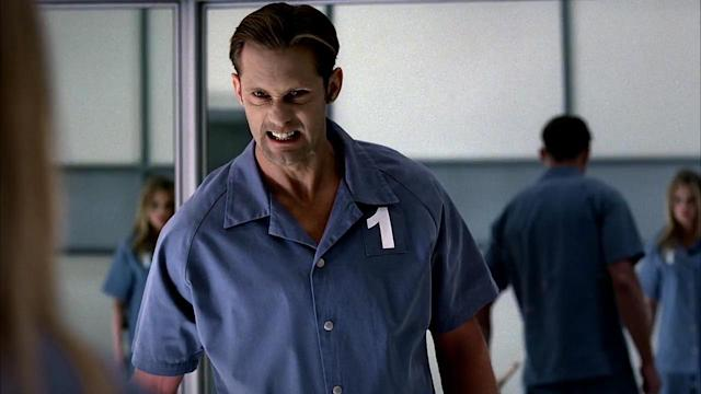 "Alexander Skarsgard in the ""True Blood"" Season 6 episode, ""Don't You Feel Me."""