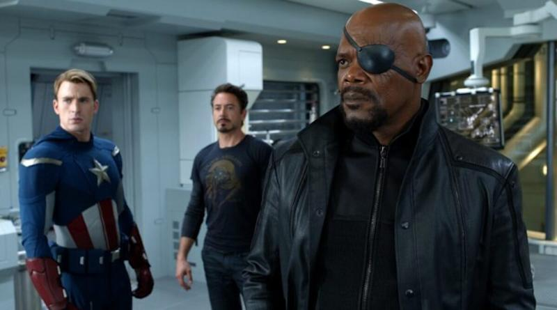 Nick Fury Series With Samuel L Jackson in Development at Dinsey+