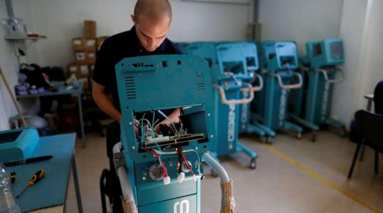 The business of breathing: What does it take to build a ventilator, and who can do it?