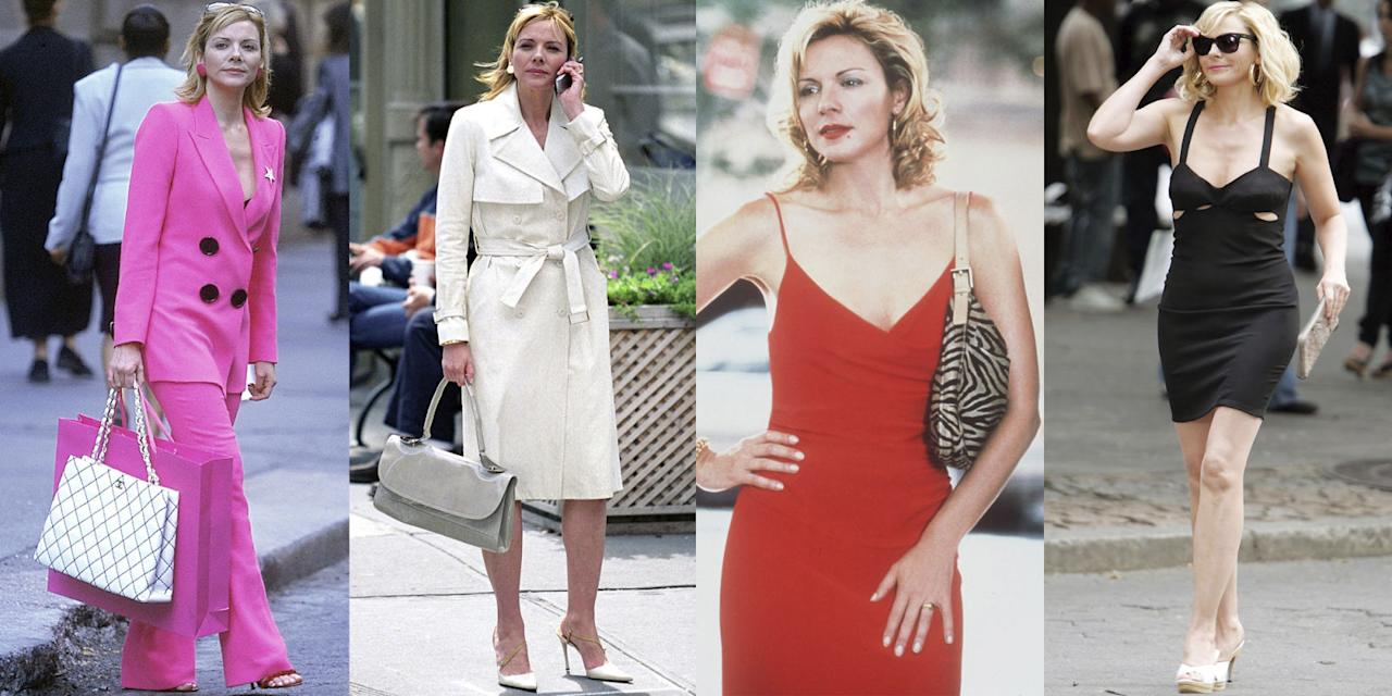 45 Samantha Jones Looks We Love