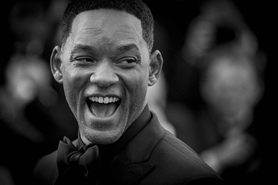 <p>Will Smith attends the Closing Ceremony of the 70th annual Cannes Film Festival at Palais des Festivals on May 28, 2017 in Cannes, France.</p>