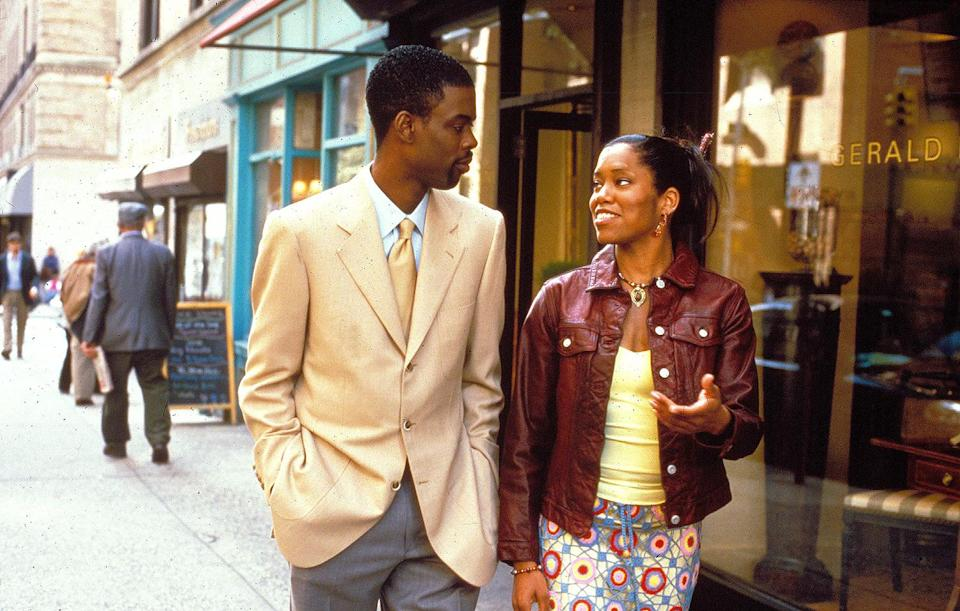 <p>King acted alongside Chris Rock in the 2001 comedy <em>Down to Earth</em>. The story follows Lance Barton (Rock), who dies before getting a chance to get closer to Sontee Jenkins (King), and returns to Earth in a borrowed body of an extremely wealthy white man to try and take advantage of his second chance.</p>