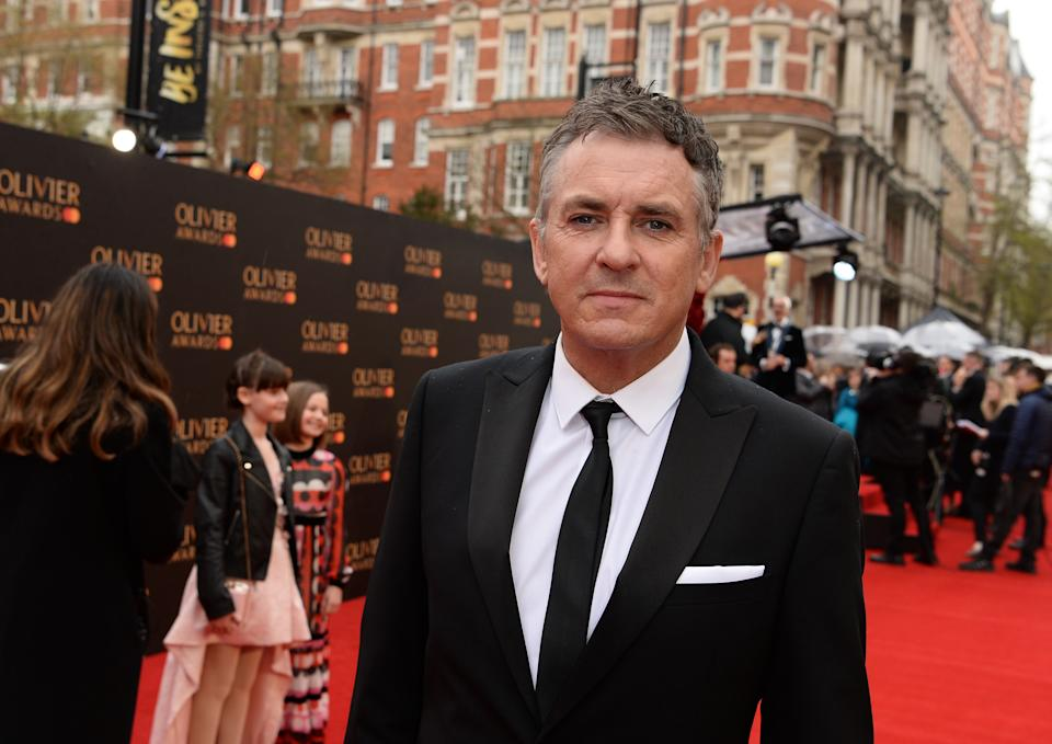 LONDON, ENGLAND - APRIL 07:  Shane Richie attends The Olivier Awards with Mastercard at the Royal Albert Hall on April 07, 2019 in London, England. (Photo by Jeff Spicer/Jeff Spicer/Getty Images)