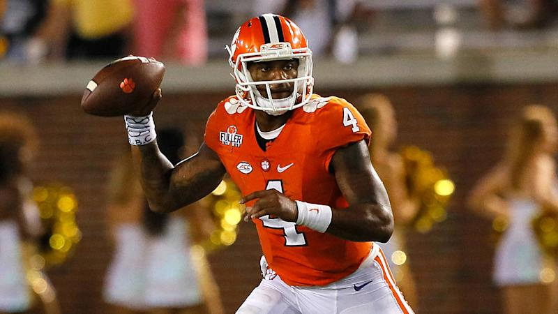 Deshaun Watson's NFL draft doubters should trust Dabo Swinney