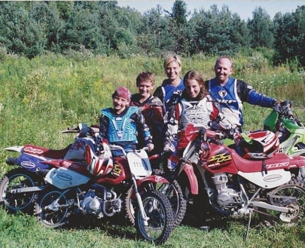 David Grummett and his family have enjoyed off-road activities for many years. Grummett says more Albertans are doing the same during the pandemic.