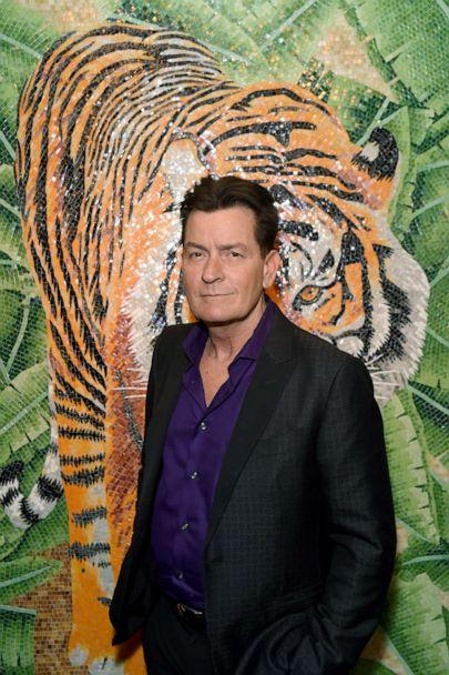 PHOTO: Charlie Sheen attends the 'Evening with Charlie Sheen' at Annabel's, April 9, 2019, in London. (David M. Benett/Getty Images, FILE)