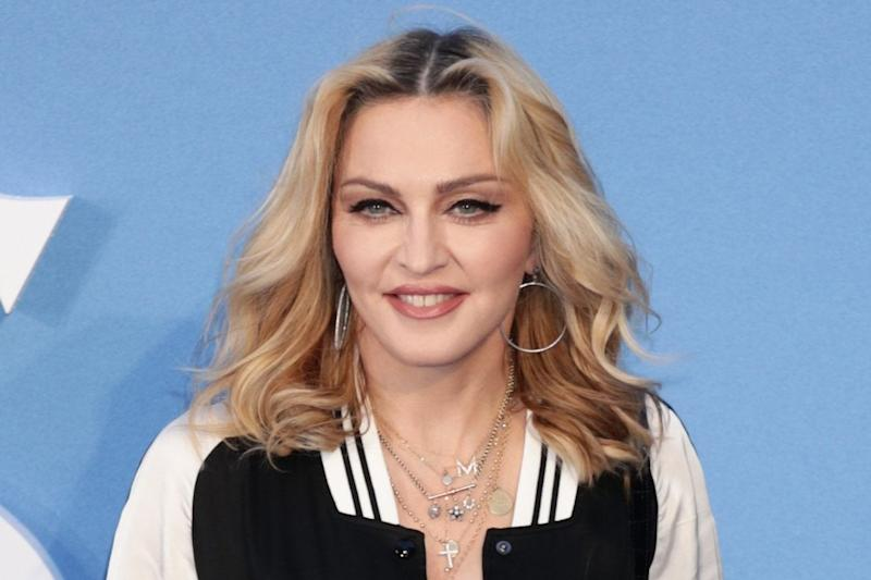 Madonna will perform at the Eurovision final (PA)