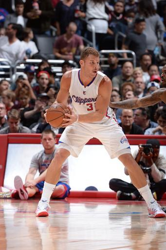 Griffin scores 31; Clippers beat Jazz 107-101