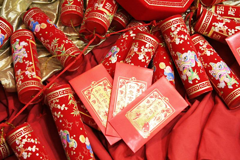 Online 'red envelopes' rocket for Chinese New Year