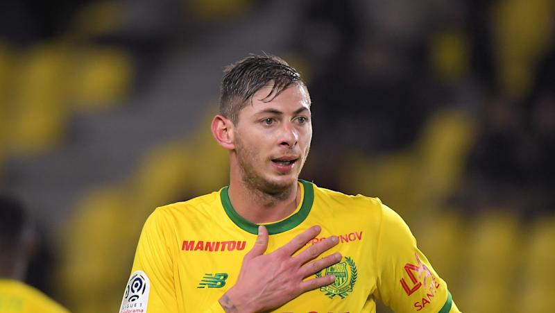 Body recovered from wreckage of crashed Sala plane
