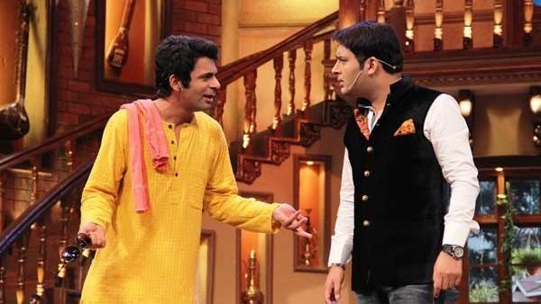 Shocking! Kapil Sharma Allegedly Assaults Sunil Grover On a Flight