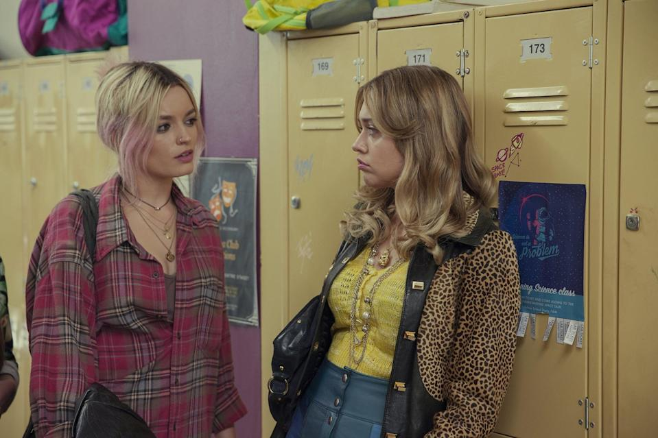 """<p>When a pair of teens decide to start an underground sex advice clinic at their high school, things get far more complicated (and hilarious) than either of them ever could've imagined.</p> <p><a href=""""https://www.netflix.com/title/80197526"""" class=""""link rapid-noclick-resp"""" rel=""""nofollow noopener"""" target=""""_blank"""" data-ylk=""""slk:Watch Sex Education on Netflix now"""">Watch <strong>Sex Education</strong> on Netflix now</a>.</p>"""