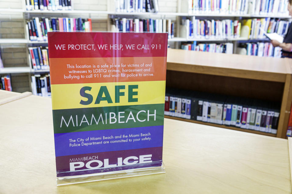 Police departments record and report data on anti-LGBT+ hate crimes differently