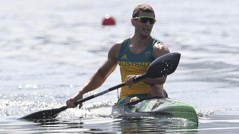 Murray Stewart will compete at a third Olympics after his selection in the Tokyo 2021 kayak squad