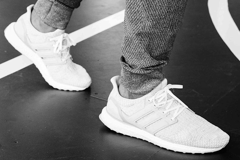 2df3de0a93290 Adidas and Reigning Champ Have Another Cozy Collab That Includes Ultra  Boosts