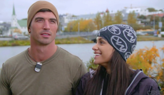 Cody and Jessica won <em>The Amazing Race</em>. (Photo: CBS)