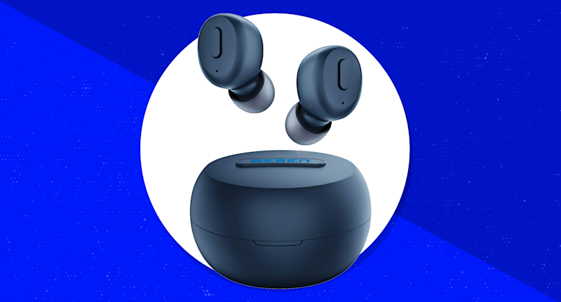 Save 31 percent—Beben Bluetooth 5.0 True Wireless Earbuds. (Photo: Amazon)