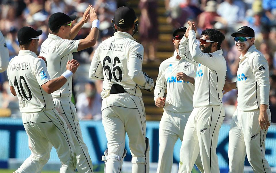 New Zealand will contest the WTC final against India at the Rose Bowl in Southampton - GETTY IMAGES