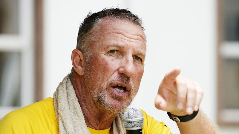 Botham claims there is no way Australia's bowlers were unaware the ball had been tampered with. Pic: Getty
