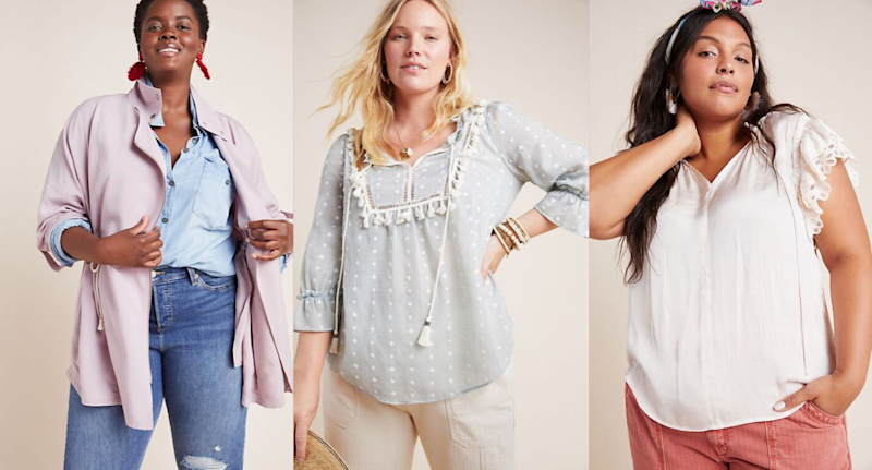Score major discounts on these cute picks from Anthropologie.