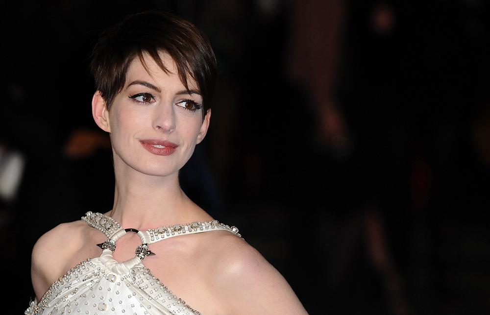 """Anne Hathaway, """"Les Miserables"""" (BEST PERFORMANCE BY AN ACTRESS IN A SUPPORTING ROLE IN A MOTION PICTURE). Another actress with a commercial and critical success in one year, Hathaway also recently pulled in lots of online attention with reports of those pesky wardrobe malfunctions (in this case, dubbed """"devastating by the embarrassed newlywed). She didn't snag a nomination for her feline turn in """"The Dark Knight,"""" but her Robert Deniro-like transformation to the wretched Fantine has made her a standout. Ironically, poor film reviews are leading to predictions that award shows will reward her standout performance."""