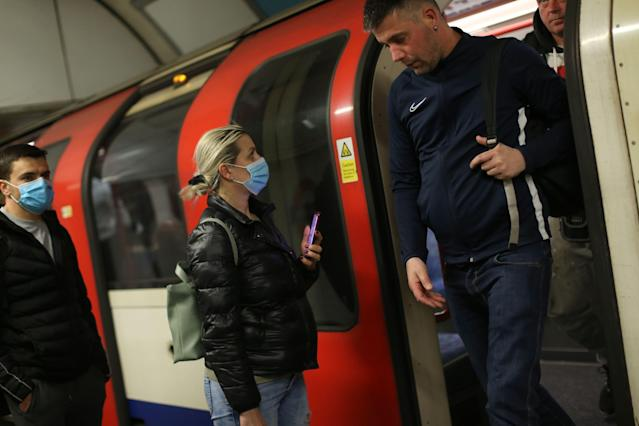 What will public transport look like post-lockdown? (Picture: Isabel Infantes / AFP via Getty Images)