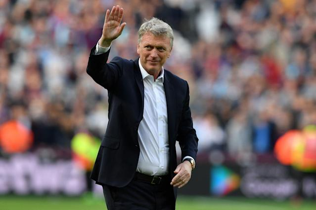 David Moyes has left West Ham following the expiry of his contract