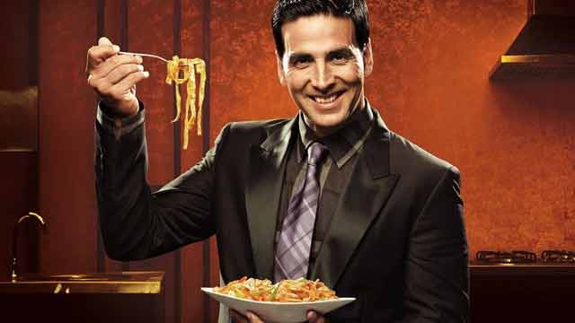Akshay Kumar: Its a well known fact that he is an amazing chef.