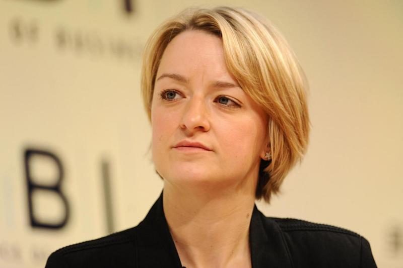 BBC political editor Laura Kuenssberg 'breached impartiality rules with her Jeremy Corbyn report in 2015' (PA)