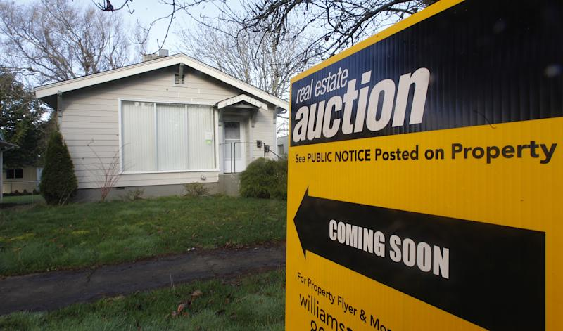 Foreclosure talks break down in Ore. Legislature
