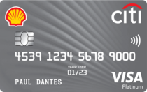 Best Co-Branded Credit Cards Philippines - Shell Citi Card