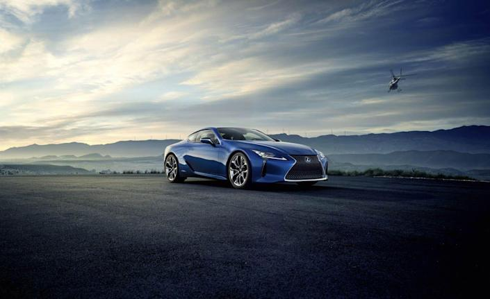 """<p>For as well as <a href=""""https://www.caranddriver.com/lexus/lc"""" rel=""""nofollow noopener"""" target=""""_blank"""" data-ylk=""""slk:the 2019 Lexus LC500h hybrid"""" class=""""link rapid-noclick-resp"""">the 2019 Lexus LC500h hybrid</a> works on the road, it carries one big strike against it: the V-8–powered, nonhybrid LC500 model. The eight-cylinder version is so superior in every way, it makes the LC500h seem unnecessarily complex (it shares its hybrid setup with the aforementioned LS500h hybrid sedan also on this list) and heavy. Sure, the hybrid gets better mileage, but in a car like this, does it matter? <br></p>"""