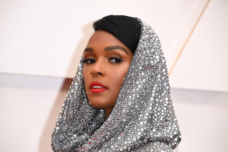 Janelle Monae killed the performance. Photo: Getty Images