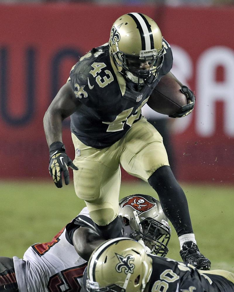 Sproles: Bucs' Goldson was trying to hurt him