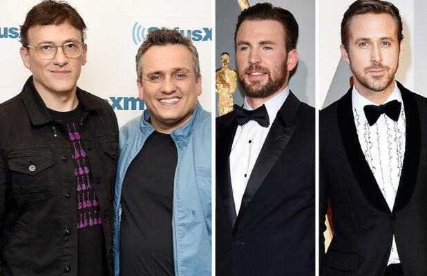 The Russo Bros to Direct Ryan Gosling and Chris Evans in $200 Million+ Budgeted 'The Gray Man' at Netflix