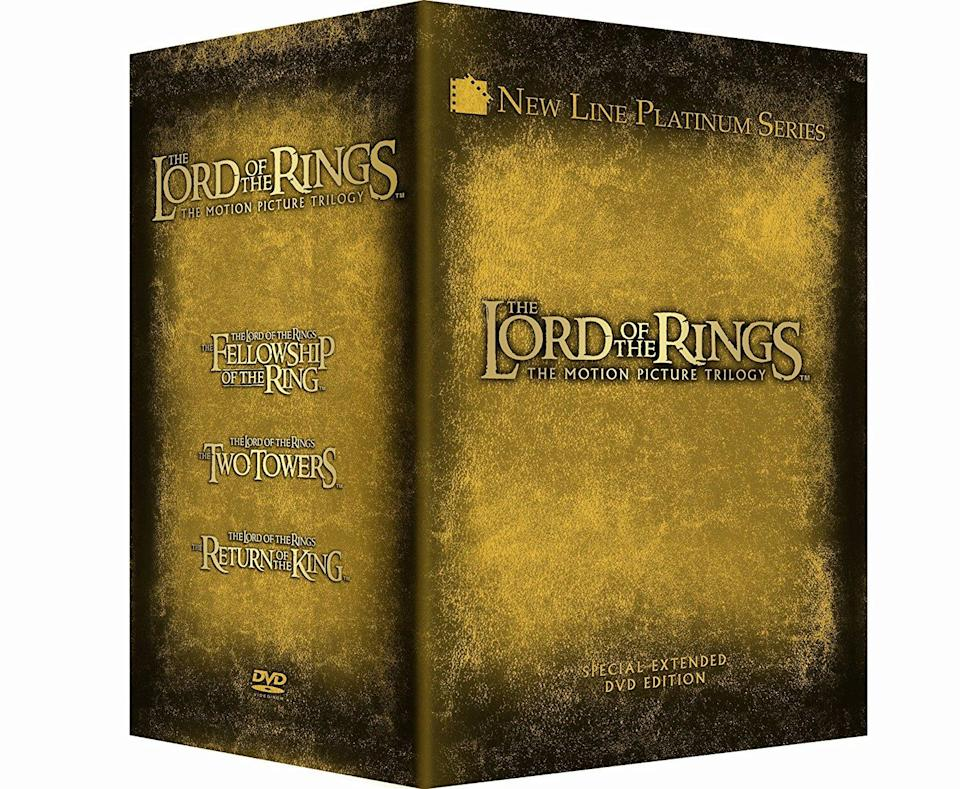 'The Lord of the Rings: Extended Editions' are essential viewing for all movie fans (Warner Bros.)
