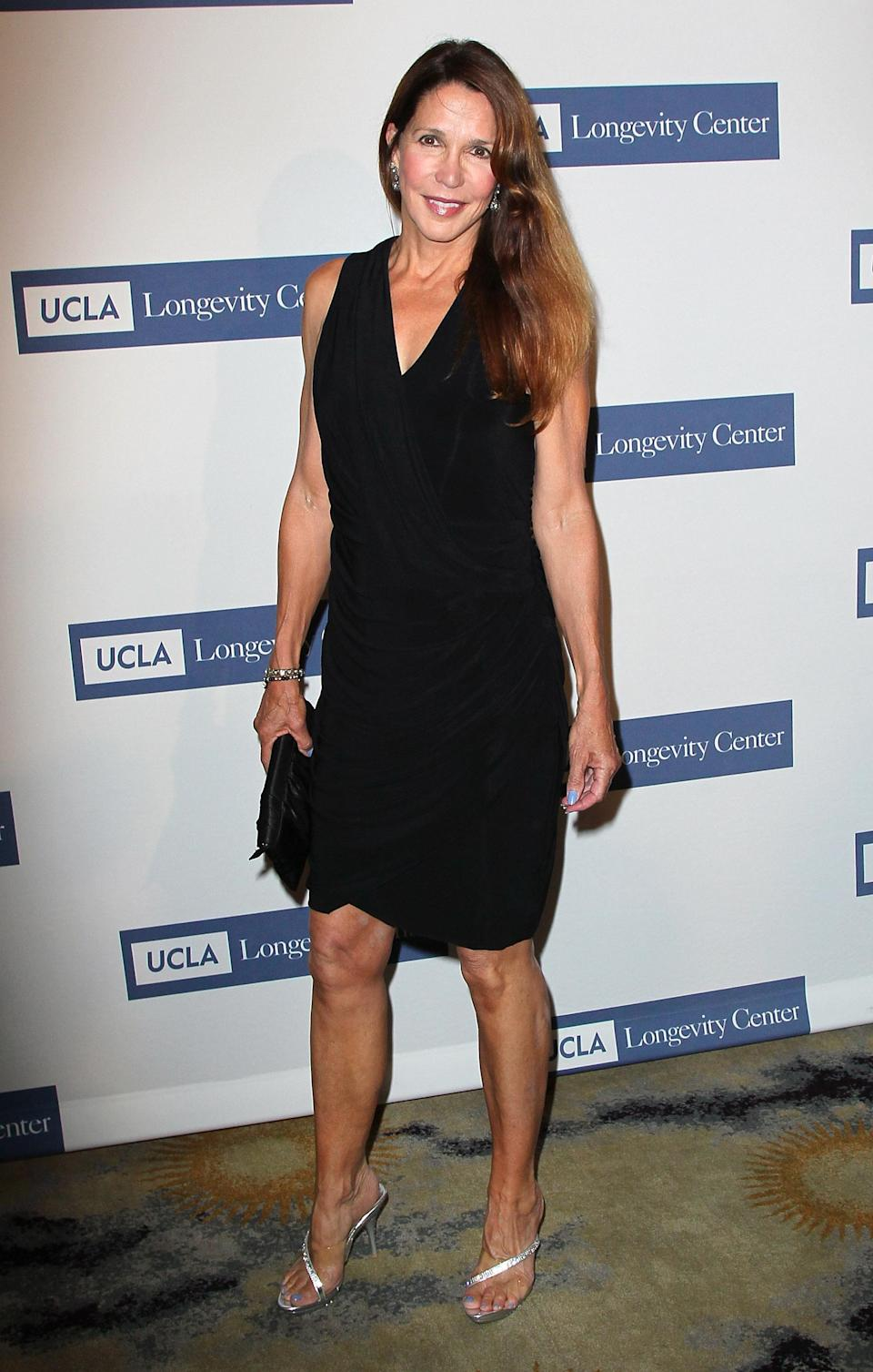 Patti Davis, the daughter of President Ronald Reagan and the late Nancy Reagan, has disclosed in a Washington Post essay that she was sexually assaulted. (Photo: Getty Images)