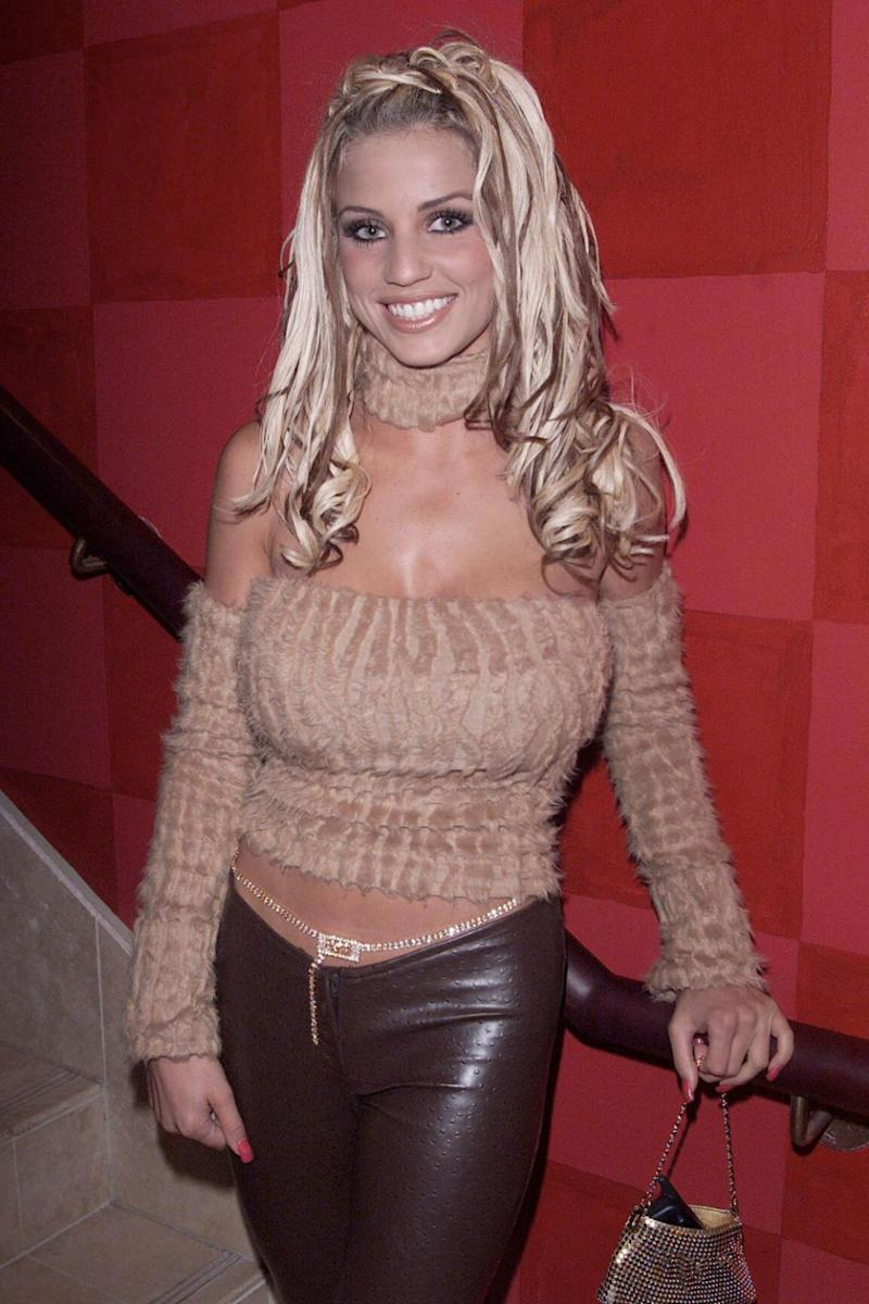 Here she is pictured at the launch party for Charlies Angels' in 2000. Photo: Getty Images