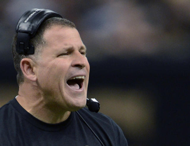 Greg Schiano is back in the NFL, this time as defensive coordinator of the New England Patriots. (AP)