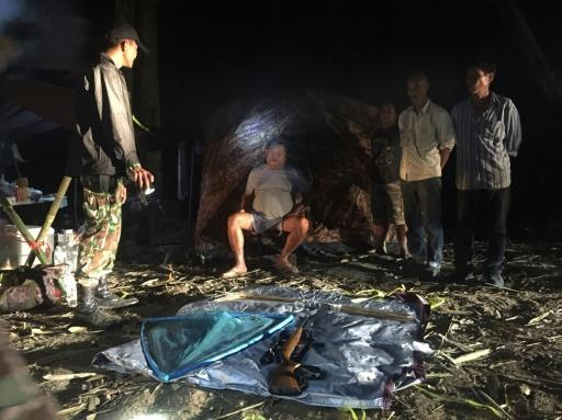 <p>Thai officials smell clue with faeces find in tycoon poaching case</p>