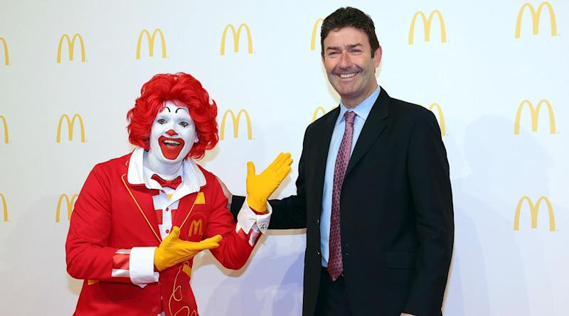 Steve Easterbrook, McDonald's Sacked CEO, to Receive $70 Million Severance Package