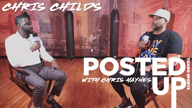 NBA vet Chris Childs sits down with Chris Haynes.