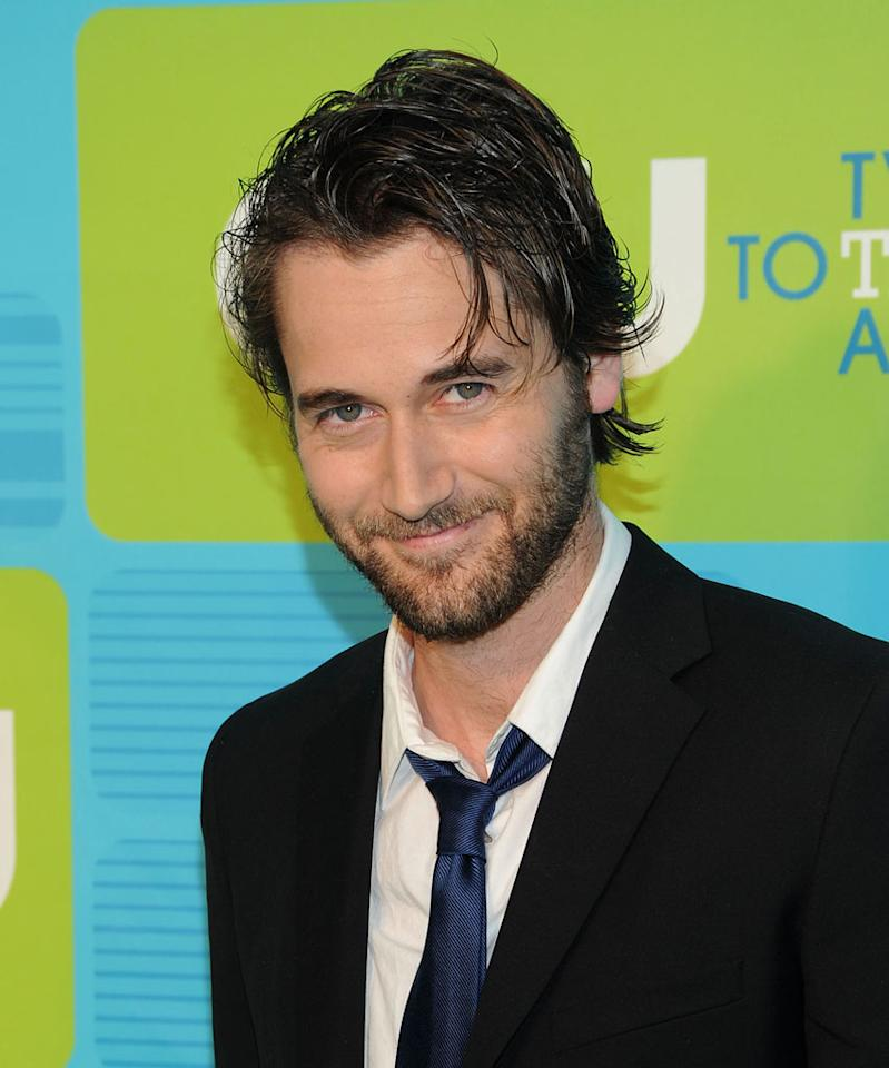 """<a href=""""/ryan-eggold/contributor/2201482"""">Ryan Eggold</a> (""""<a href=""""/90210/show/43006"""">90210</a>"""") attends the 2010 The CW Upfront at Madison Square Garden on May 20, 2010 in New York City."""