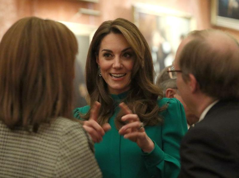 Kate Middleton | YUI MOK/POOL/AFP via Getty