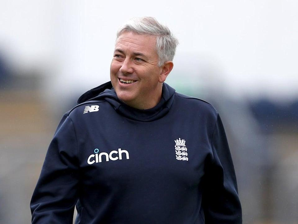 England head coach Chris Silverwood is expecting more entertainment against India (Bradley Collyer/PA) (PA Wire)