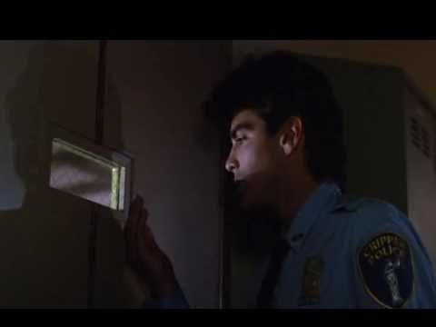 """<p>Chances are, you've never seen this film. That, or you completely forgot that George was in it as Oliver, an actor playing a cop on the set of a scary movie, and that he was the first to die on screen. Side note: Doesn't young George look scrumptious?</p><p><a href=""""https://www.youtube.com/watch?v=URH6z7FLjgE"""" rel=""""nofollow noopener"""" target=""""_blank"""" data-ylk=""""slk:See the original post on Youtube"""" class=""""link rapid-noclick-resp"""">See the original post on Youtube</a></p>"""