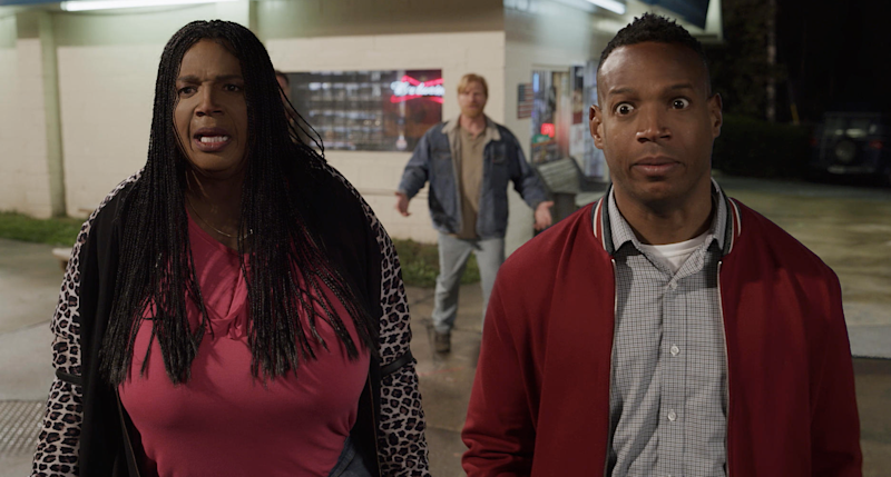 Marlon Wayans takes on a number of roles in