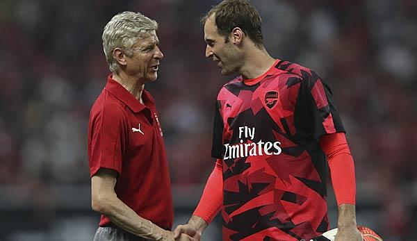International: Cech kritisiert Ex-Arsenal-Trainer Wenger