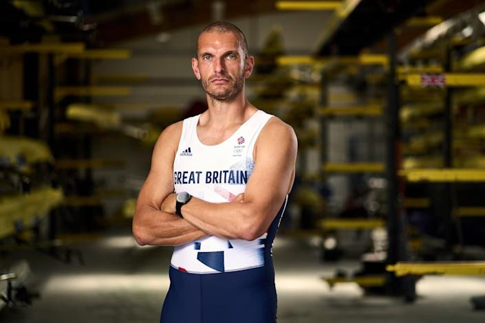 Mohamed Sbihi hopes young Muslims are inspired by his selection as a joint GB flag bearer for the Tokyo Olympics opening ceremony (PA Wire)